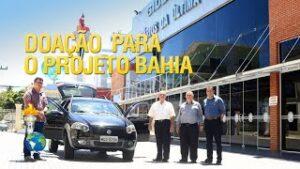Gideões doa veículo para o Projeto Sertão da Bahia