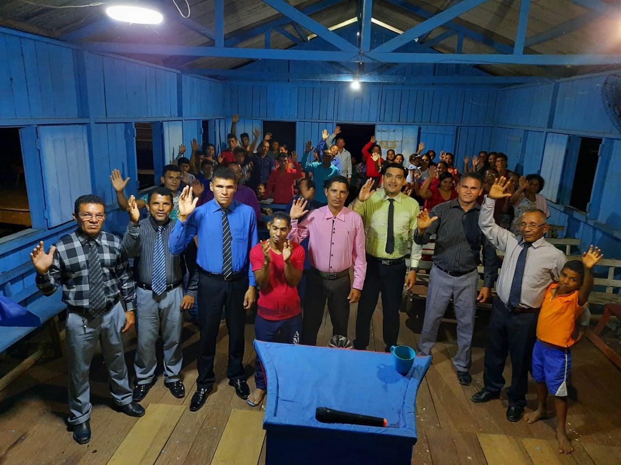 Viagens evangelísticas no estado do Acre