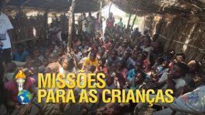 Missões para Crianças em Nhamatanda