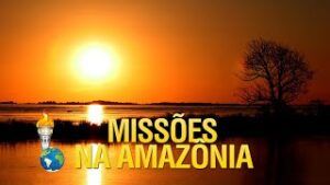 Gideões fazendo missões no Amazonas – Rio Janauaca