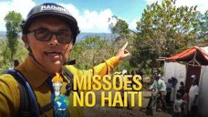 Missões nas montanhas do Haiti