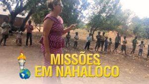 Gideões em Nahalóco – Missões nas Aldeias