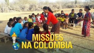 Missões dos Gideões na Colômbia