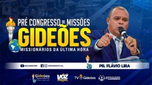 Pré-Congresso dos Gideões